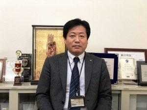 代表取締役 会長 伊藤 和彦(いとうかずひこ)